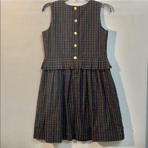 Brooks Brothers Gorgeous Fleece Dress Jumper Sz 12